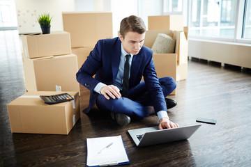 Domotrans assure le transfert d'entreprises